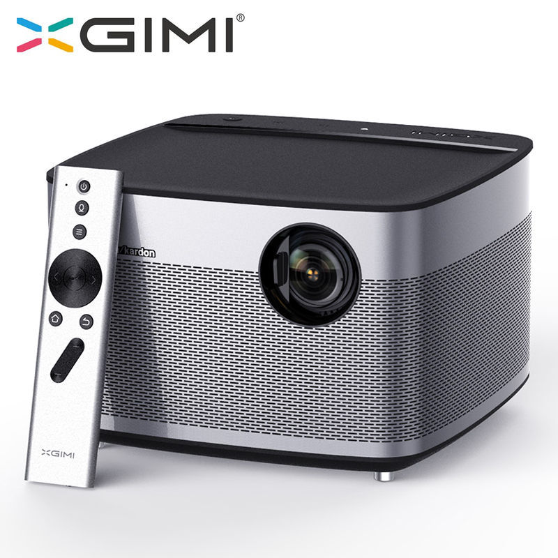 300inch XGIMI H1 1920x1080P Full HD 3D Support 2K 4K Projector 3GB RAM Android 5 1
