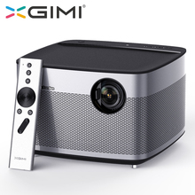 300 pulgadas H1 XGIMI 1920×1080 P Full HD Proyector 3D Apoyo 2 K 4 K 3 GB de RAM Android 5.1 Bluetooth Wifi Home Theater DLP TV Beamer