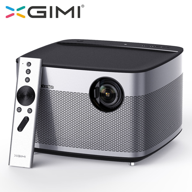 300inch XGIMI H1 1920x1080P Full HD 3D Support 2K 4K Projector 3GB RAM Android 5.1 Bluetooth Wifi Home Theater DLP TV Beamer