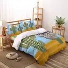 Японский натуральный растительный ковер для спальни, гостиной, татами, бытовой коврик с девятью сетками - 3