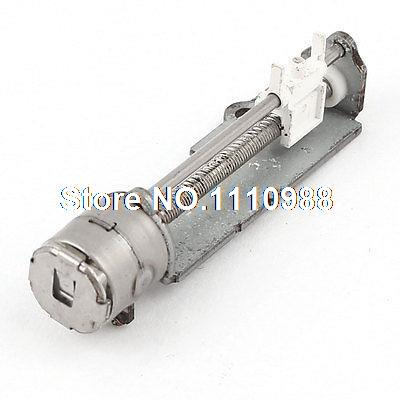 25mm Length Screw Shaft 2-Phase 4-Wire Slide Table Micro Stepper Motor DC 3-7V велосипед orbea grow 2 7v 2013