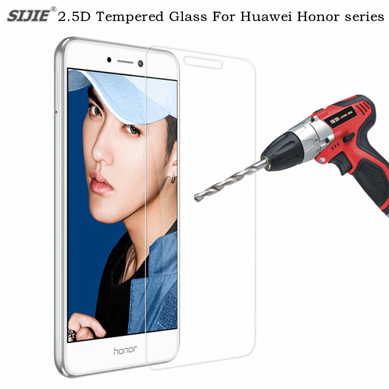 9H Tempered <font><b>Glass</b></font> for <font><b>Huawei</b></font> P10 P9 P8 lite P10 Plus Ascend P7 Screen Protective film for G9 <font><b>Honor</b></font> 4A <font><b>5C</b></font> 5X enjoy 5S GR3 GR5 image