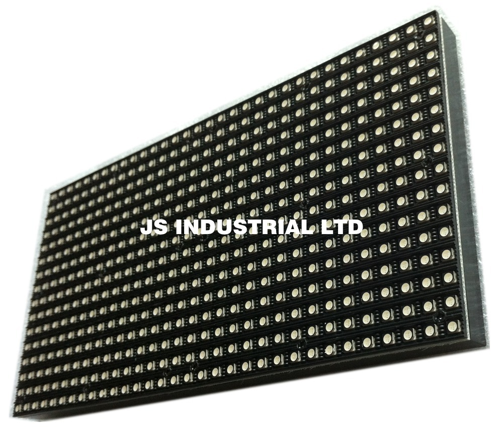Free Shipping P6 Indoor SMD 3in1 Full Color Led Panel Display Module 1/8scan - 192*96mm
