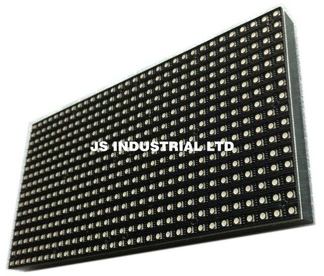 Ücretsiz Kargo P6 Kapalı SMD 3in1 Tam Renkli LED panel ekran Modülü 1/8 scan 192*96mm