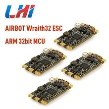 BLHeli_32 ESC для Wraith32-32bit Квадрокоптер Оригинал airbot 35A поддержка DSHOT1200 Встроенный датчик тока для FPV RC helicopt