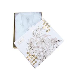 Image 4 - Lilysilk Nightwear פיג מה עבור גברים שינה טרקלין ארוך משי טהור 22 Momme זוג שרוול ארוך כפתורי אקזוטי הלבשת מותג יוקרה