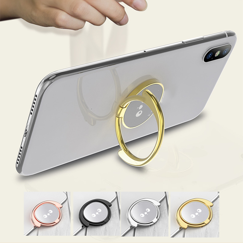 Tablet Finger Ring Bracket phone stand 360 Degree Rotation Finger Ring Mount Desk Mobile Phone Holder Accessories Tablet stand