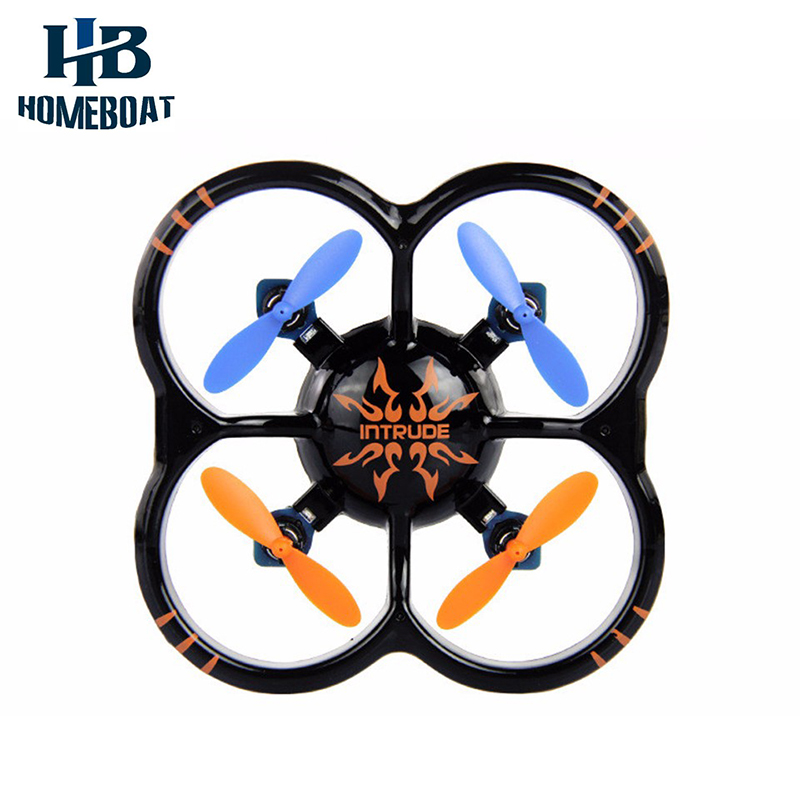 U207 Nano Drone 2.4G Mini RC Drone Quadcopter 3D RTF RC Quad copter Better than Cheerson CX-10 Hubsan Q4 Wltoys V272