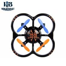 U207 Nano Drone 2.4G Mini RC Drone Quadcopter 3D RTF RC Quad copter Mieux que Cheerson CX-10 Hubsan Q4 Wltoys V272