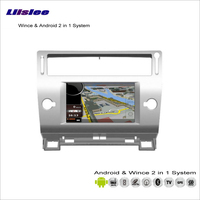 Liislee Car Android Multimedia For Citroen C4 Pallas 2004~2010 Radio DVD Player GPS Nav Map Navigation Audio Video Stereo System