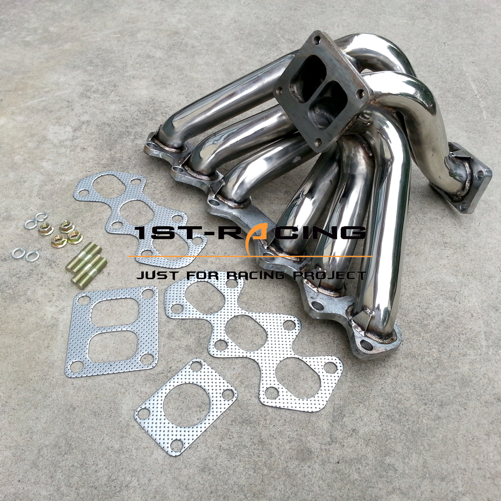 Turbo Manifold For Toyota Supra MKIV JZA8 Aristo V300