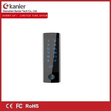 IP65 Waterproof Access Control Touch Metal RFID Keypad Standalone 125KHz Card Reader For Door Access Control System 2000 Users(China)