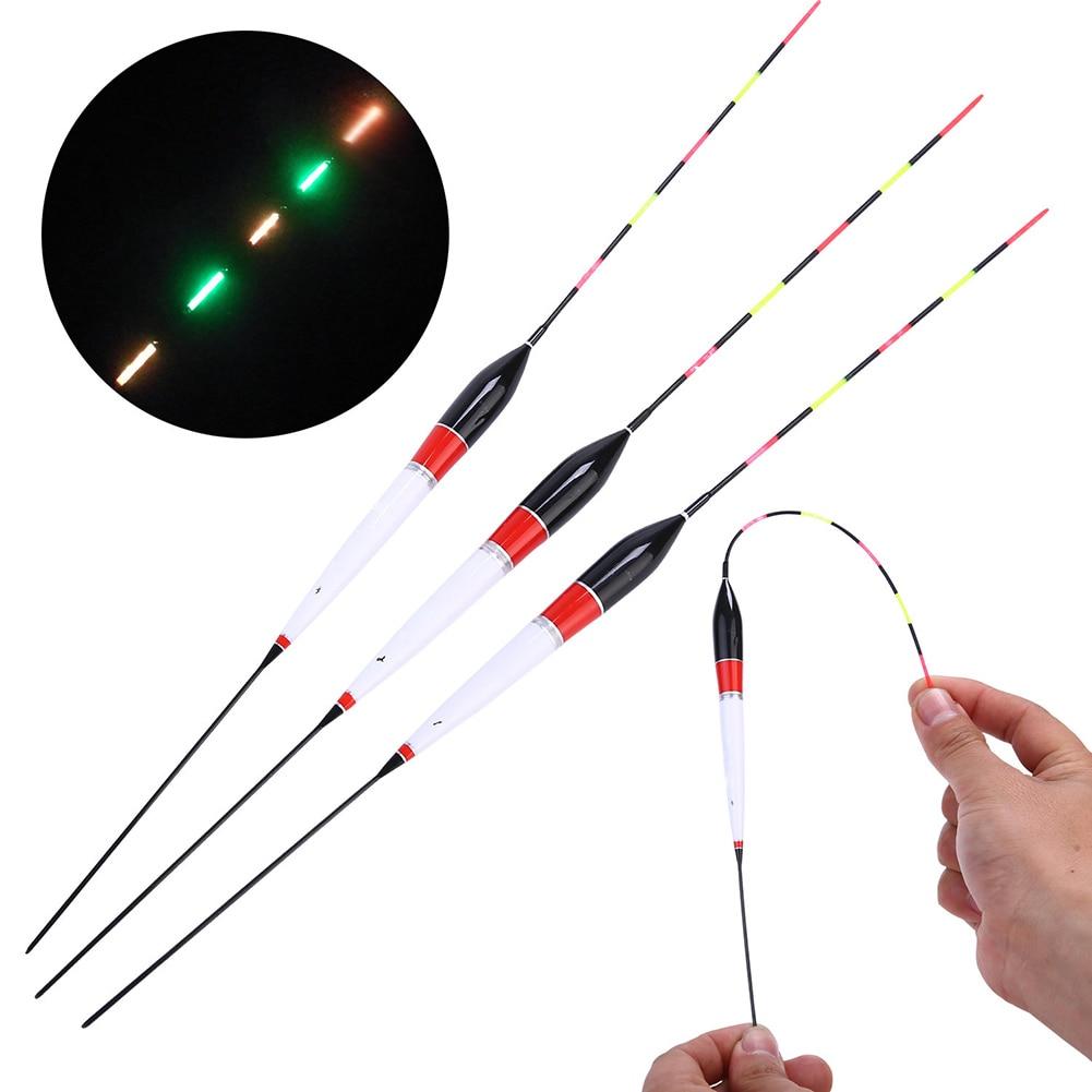 Electronic Luminous Lighting Fishing Floats 5 Light-up Fishing Drift