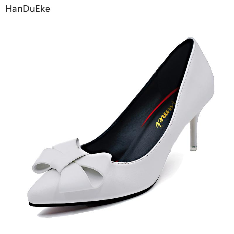 Fine Sexy rouge Peu Pointu Femmes Profonde Chaussures Talons Simples Mode 2018 Hauts De Casual Printemps À Mariage Chaussures gris Noir Nouveau qEpnxXtR