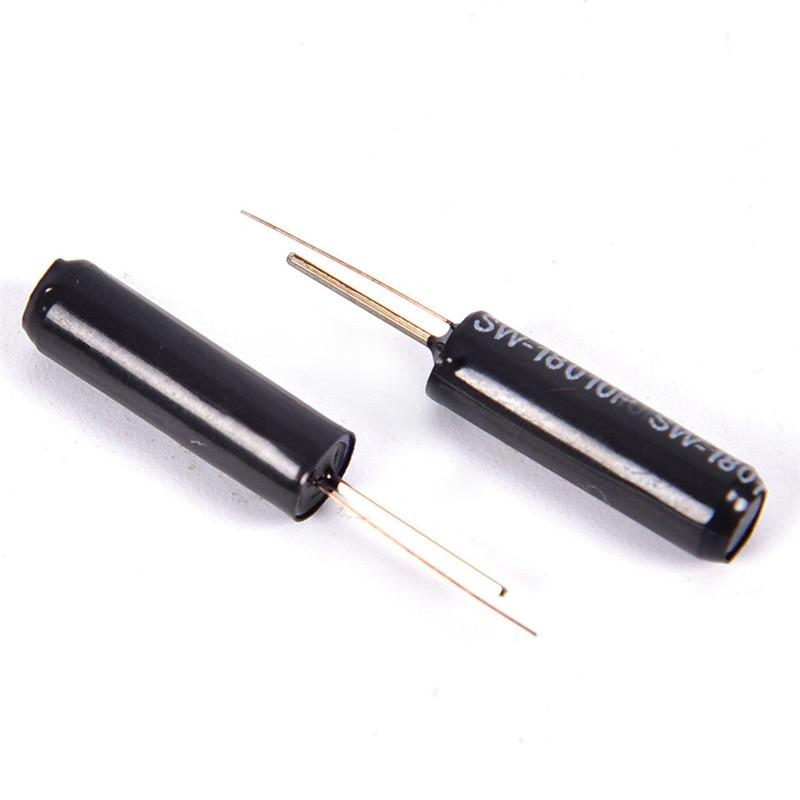 10Pcs SW-18010P Vibration Sensor Electronic Shaking Switch wl