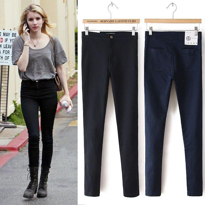 Popular Womens Black Skinny Jeans-Buy Cheap Womens Black Skinny ...