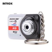 X6 quente Portátil Ultra Mini Câmera HD Mini Câmera 1280*1024 Câmera de Vídeo Digital Mini DV Câmera com Micmini Dv Camcorder
