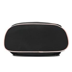 Image 5 - ファッション盗難防止女性バックパック有名なブランドの女性大容量のバックパック高品質防水オックスフォード女性バックパック