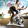 Home dynamic cycle machine ultra quiet home fitness bike indoor sports pedal bicycle weight loss fitness equipment