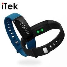 2017 Приборы для измерения артериального давления V07 Смарт часы браслет Heart Rate Мониторы спортивный браслет Фитнес трекер для телефона PK R5max