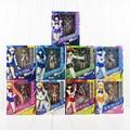 15 cm 9 Estilos Japón Anime Figuras Sailor Moon Usagi Marte Mercurio VenusTsukino Mizuno PVC Figura de Acción de Recoger Juguete Kid Regalo de NAVIDAD