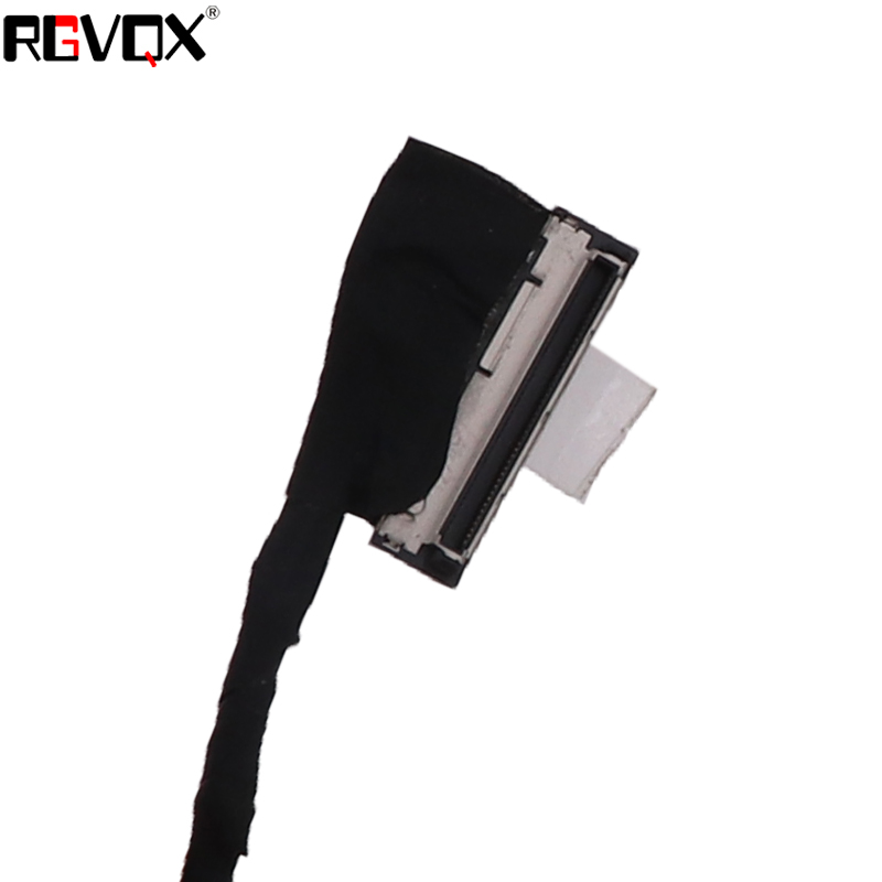 New Laptop LCD Cable for DELL For Alienware 17 R1 M17X R5 R6 P18E 17X PN FNH0H DC02001O100 Notebook LCD LVDS Cable