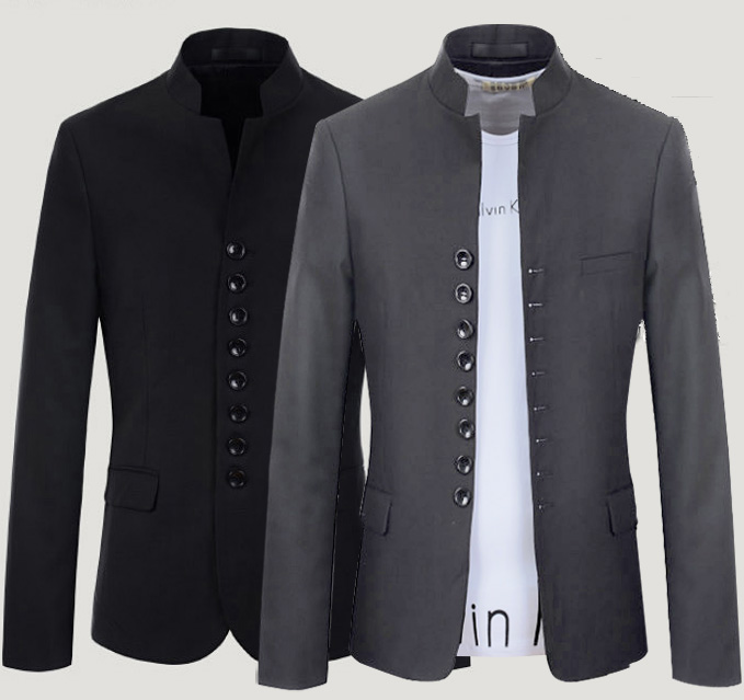 Popular Chinese Blazer Jacket-Buy Cheap Chinese Blazer Jacket lots ...
