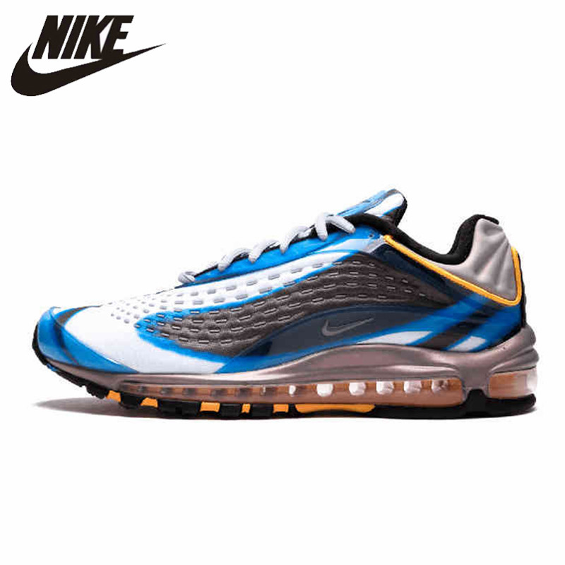 705bd19721 Nike Air Max Deluxe OG 1999 Breathable Running Shoes Sports Classic Sneakers  Shoes for Men and