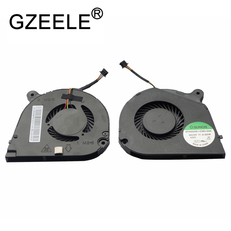 GZEELE new Laptop cpu cooling fan for Acer Aspire V5-171 One 756 V5-131 AC710 Notebook Computer Processor EF50050S1-C060-G9A fan original new laptop cpu cooling fan for acer aspire one 756 v5 131 v5 171 ab06505hx06p300 dc 5v 0 4a 3 pins dc28000bpa0