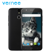 Vernee Thor Mobile Phones MTK6753 Octa Core 16G ROM 4G RAM 4G Lte Fingerprint 5.0 Inch Smatphone 13MP Quick Charge Celllphone