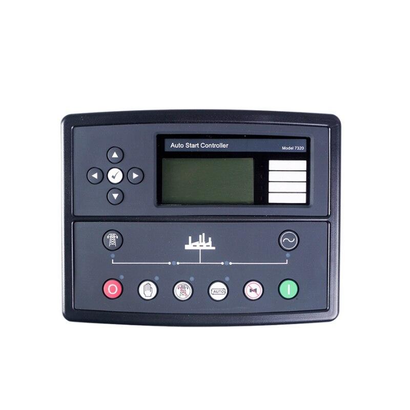цена на Generator Genset Auto Start Control Module P7320 replace DSE7320 free shipping
