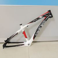 last women's frame Carbon mtb Mountain Bikes Frame 26er Cheap China Carbon Bike Bicycle Frame mtb 26*15inch Bike Carbon Frame