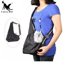 [Tailup] собака сумка Кошка Перевозчик Рюкзак Сумки собака Перевозчик Оксфорд кошки Слинг Сумка для маленьких собак Щенок домашние подарки py0003
