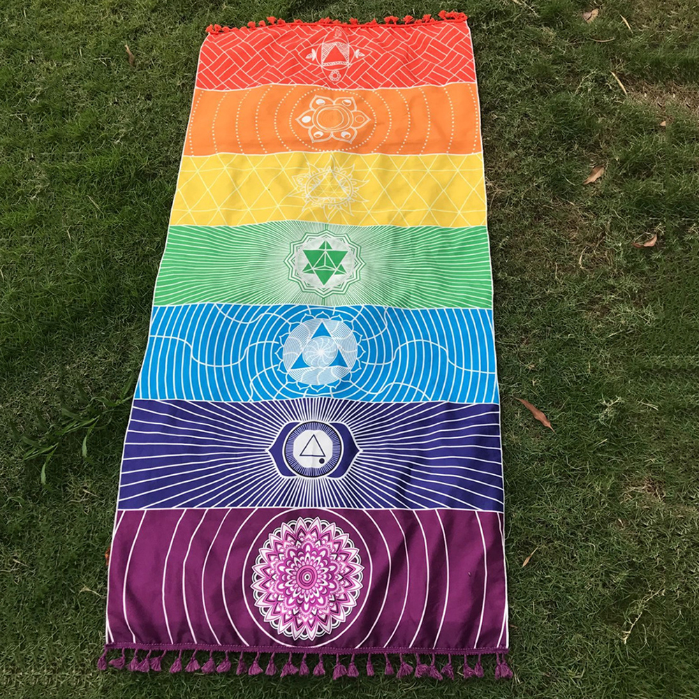 mandala of violet picture yoga ca printed mats mat gaiam