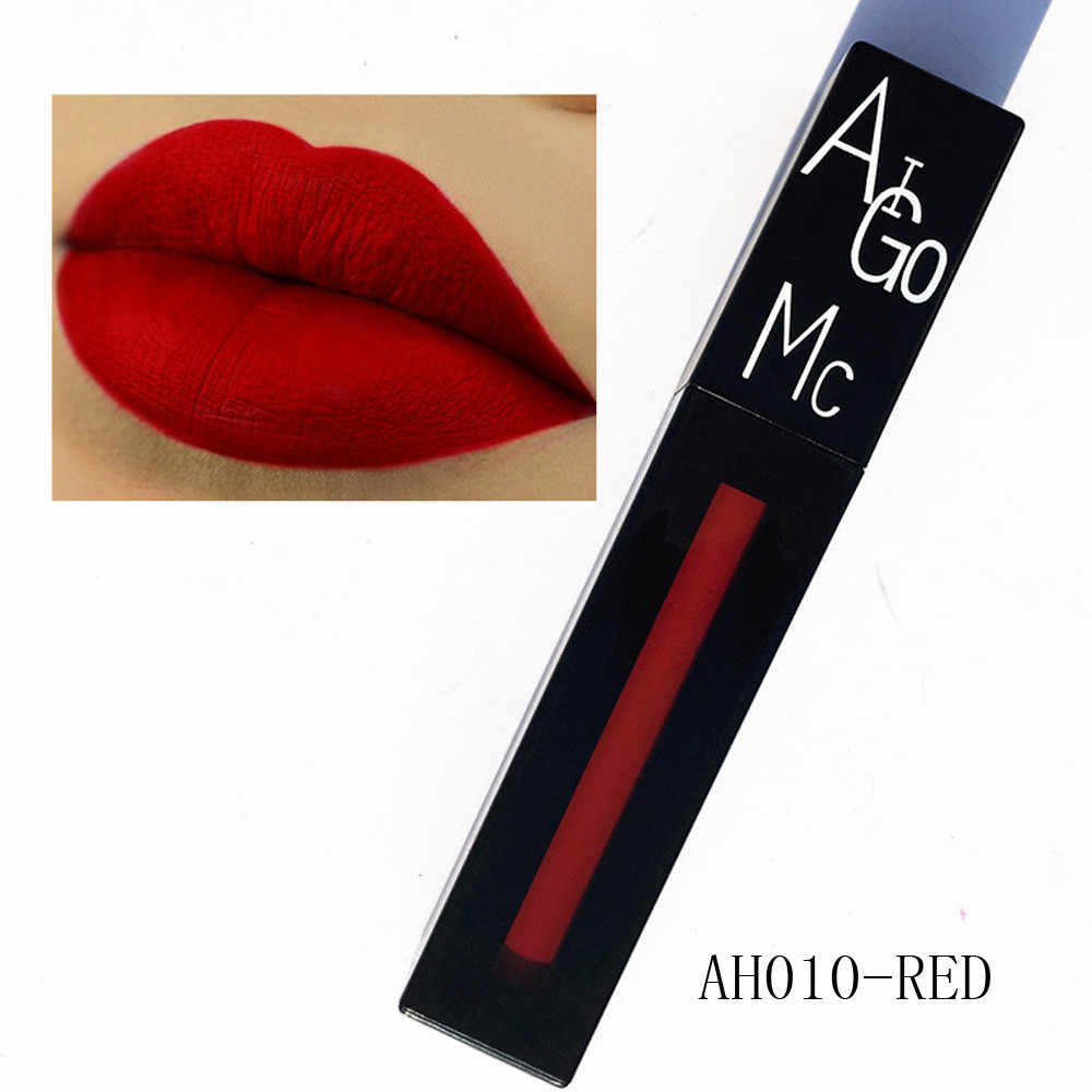 Lady Lipstick Fashion Lipstick Cosmetics Women Sexy Lips Matte Lasting Lip  Gloss Party maquiagem labiales pintalabios mate hot| | - AliExpress