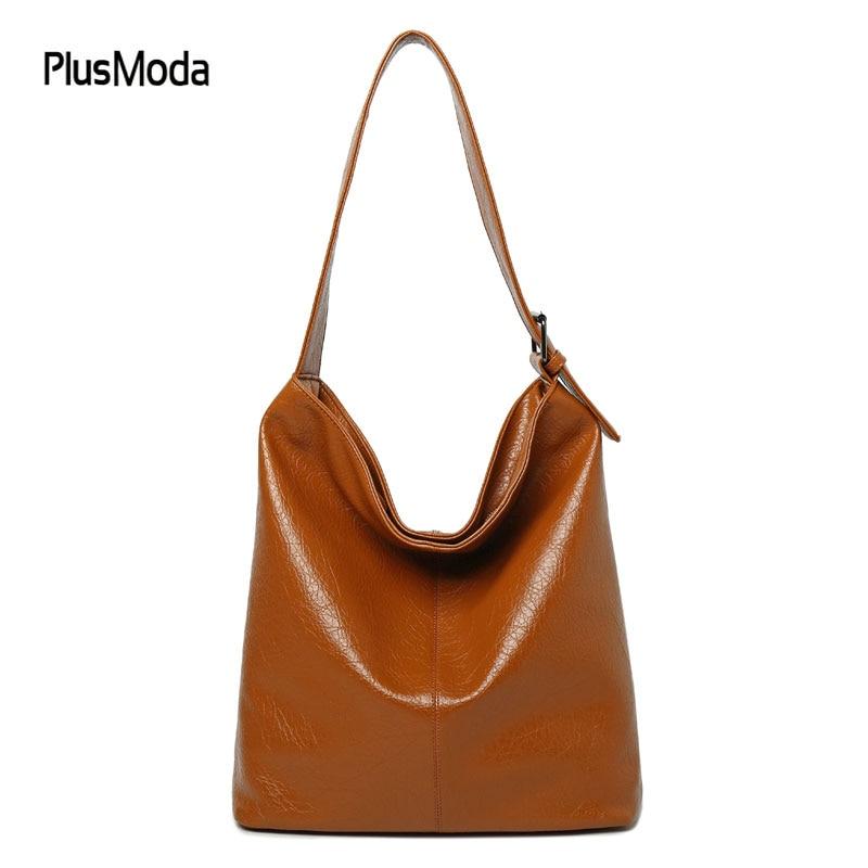 2018 Fashion Designer Women Handbag Female PU Leather Bags Handbags Ladies Portable Shoulder Bag Office Ladies Hobos Bag Totes