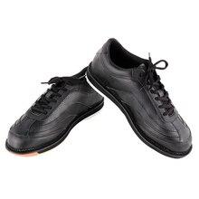 Мужская Профессиональная обувь для боулинга, уличная спортивная обувь, Нескользящая дышащая спортивная обувь, обувь для боулинга