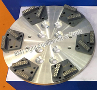 250mm Magnetic Plate For Cub Grinder Edge Grinding Polishing Machine Free Shipping