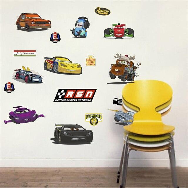 3D Disney Cars Stickers 8