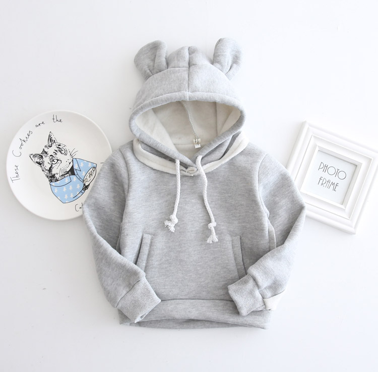 HTB1sa75XTzGK1JjSspbq6zHpFXaA - 1-5Yrs Children Hooded Sweatshirt Boys Cute Bear Ears Animal Hoodies Unisex Kids Clothing Girls Tops Coats Baby Casual Outwear