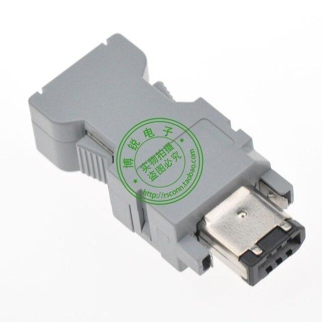 (5 Chiếc) CN3 55100 0670 IEEE1394 Cho ZSP CMP9 1 E 6Pin Nam Bộ Mã Hóa
