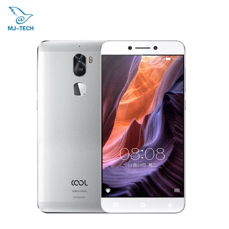 "Original LETV LeEco Cool Changer 1C 4G LTE MSM8976 Octa Core 5.5"" FHD 1920x1080 3GB 32GB 13.0mp Camera Smart cellphone"