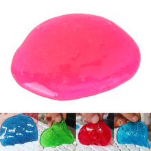 Soft Sticky Glue Gel Dust Dirt Cleaning Gel Color 1 Pcs Magic Cleaning Gel Keyboard Computer Cleaner For Laptop Phone Car