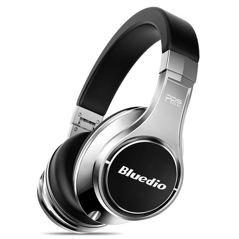 Bluedio UFO 3D basse Bluetooth casque casque sans fil Bluetooth bandeau avec Microphone pour téléphone portable - 3