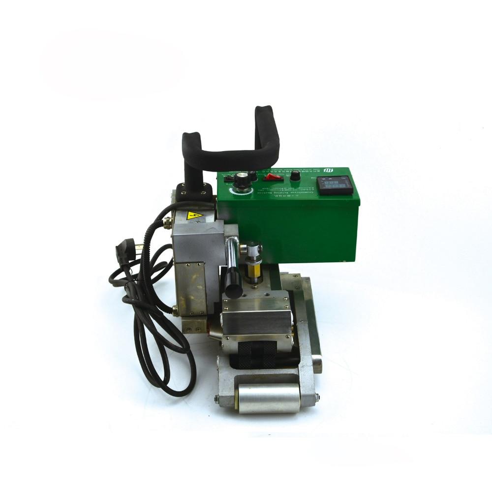 1800W Geo-membránový překrývací klínový svářeč Klínový - Svářecí technika - Fotografie 4