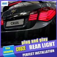 A T Car Styling For Chevrolet Cruze Taillights BMW Design 2012 Cruze LED Tail Light Rear