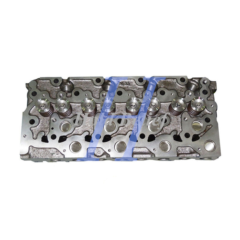 Diesel Complete Cylinder Head With Valves For Kubota V2003 For Bobcat 773|Engine Rebuilding Kits| |  - title=