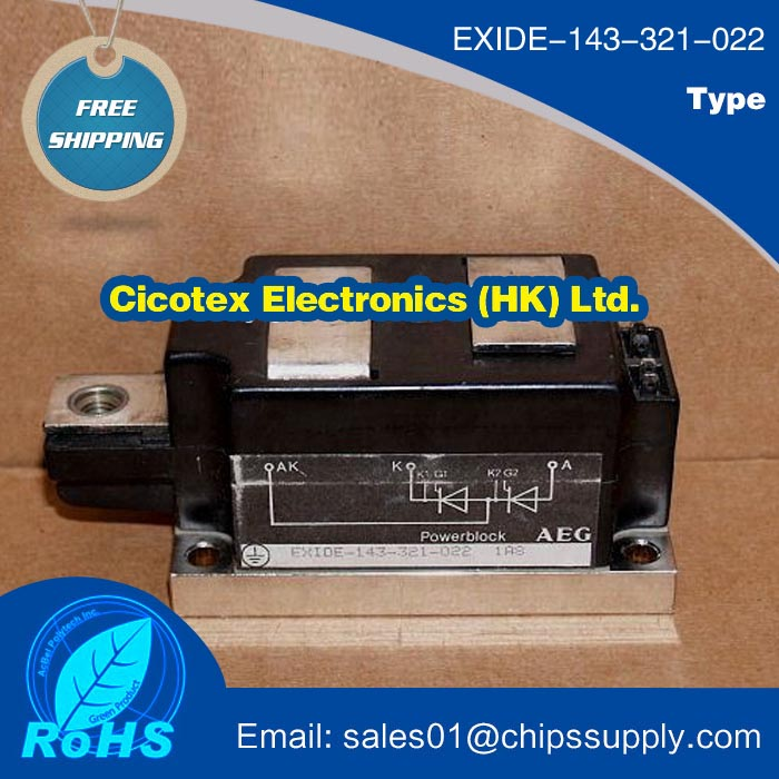 Motors & Parts Exide-143-321-022 Module Igbt A Great Variety Of Goods Electrical Equipments & Supplies