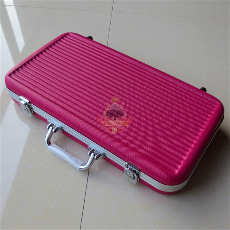 все цены на Wholesale retail professional ABS chip boxes 300 codes yards chips poker coin carrying case red suitcase integrated light stable онлайн