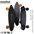Maxfind electric skateboard Four Wheel Wireless Remote Controller 1000W*2 Dual motor